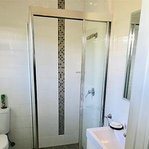 Framed Sliding Shower Screens